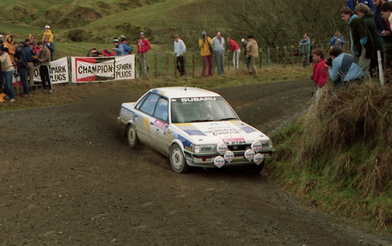 1987,rally nz,3rd over all, subaru m.s.g